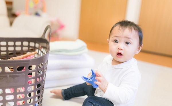 生後4~5ヶ月で感情豊かに!