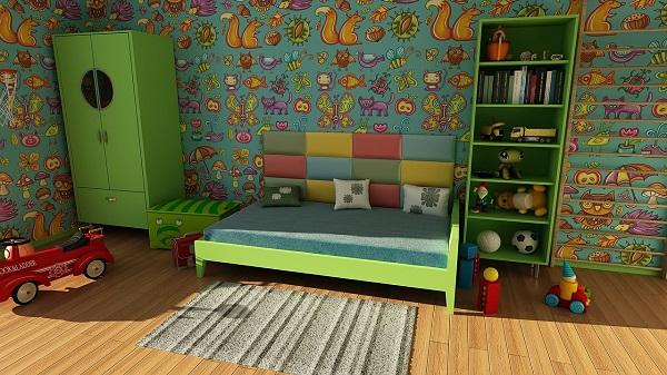 赤ちゃんのお部屋作り