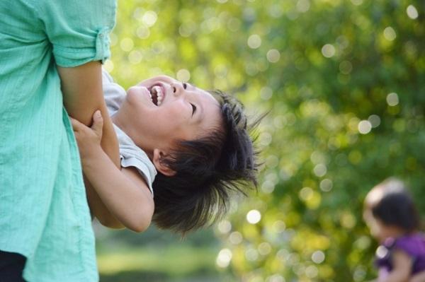 子育て中のイライラ、緊急対応法